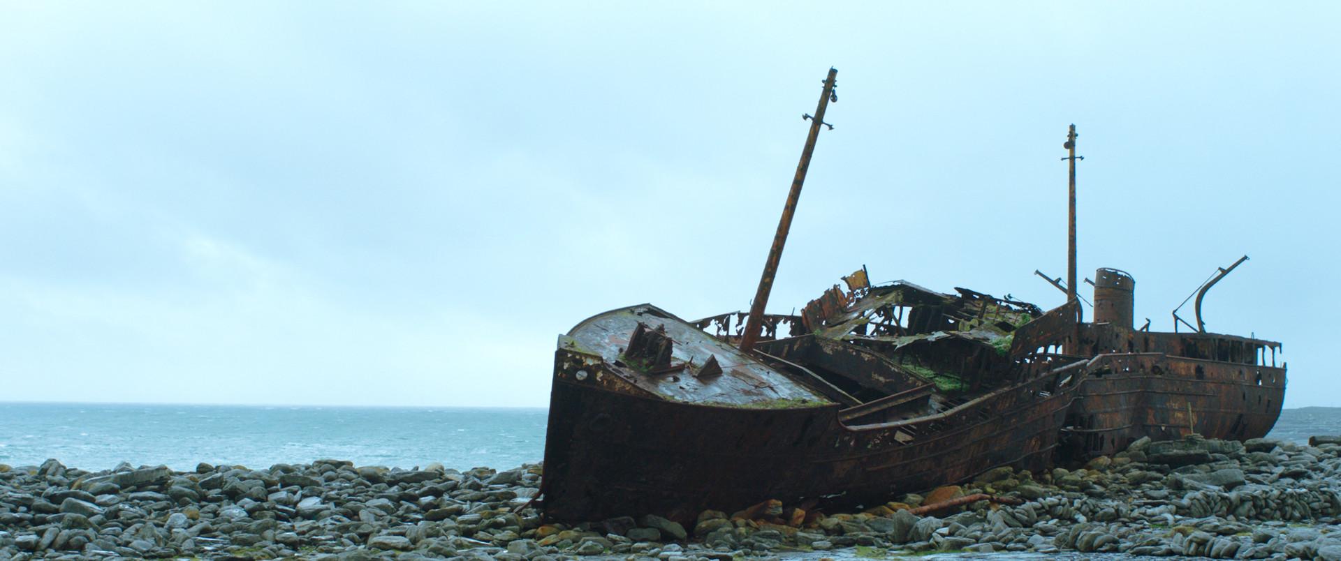 """""""Podesta Island"""" von Stéphanie Roland (Foto: Stéphanie Roland)"""